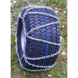 sněhové řetězy 20 x 10-8 pro pneu. značky DELI TURE, SAVER, KENDA, MULTITRUCK