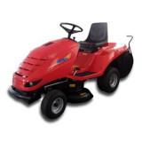 zahradní traktor KARSIT K 15/92H  MAXI CUT RED